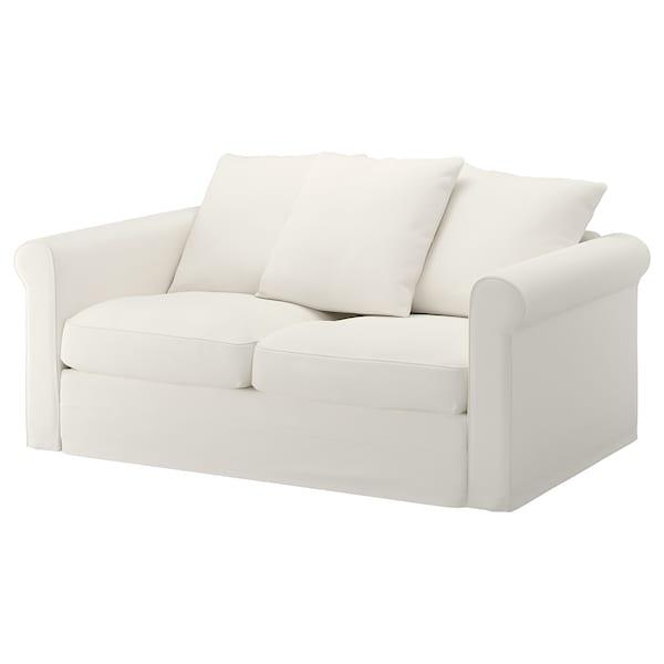 Awe Inspiring 2 Seat Sofa Gronlid Inseros White Lamtechconsult Wood Chair Design Ideas Lamtechconsultcom