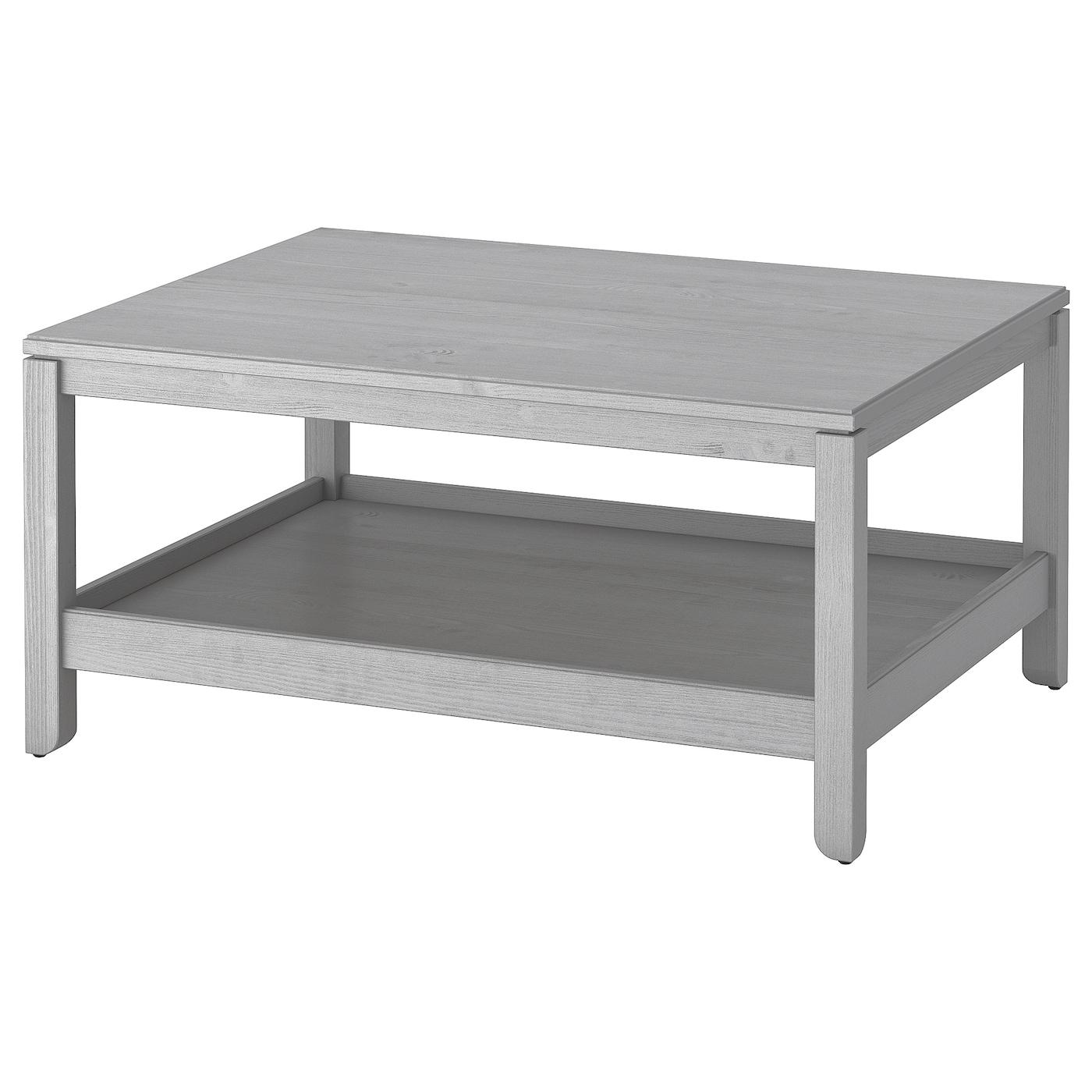 HAVSTA Coffee table - grey 10x10 cm