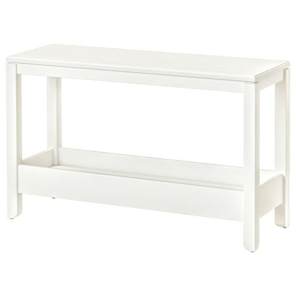 HAVSTA طاولة كونسول, أبيض, 100x35x63 سم