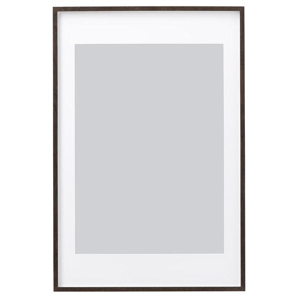 HOVSTA frame dark brown 61 cm 91 cm 50 cm 70 cm 49 cm 69 cm 63 cm 93 cm