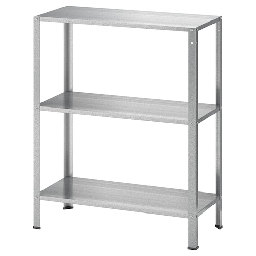 HYLLIS shelving unit in/outdoor 60 cm 27 cm 74 cm 25 kg