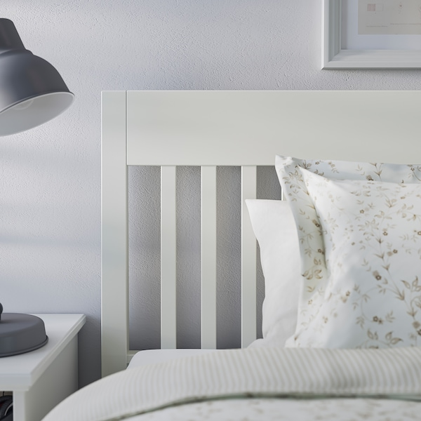 IDANÄS Bed frame, white, 90x200 cm