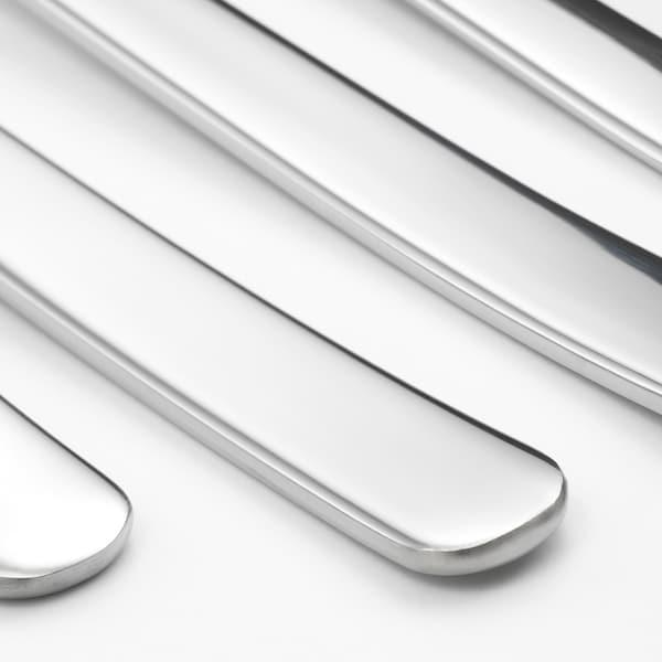 IKEA 365+ 4-piece serving set, stainless steel