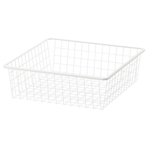 JONAXEL wire basket white 50.0 cm 50.0 cm 51.0 cm 15.0 cm 51.0 cm 7 kg