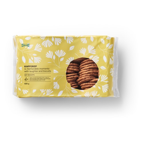 KAFFEREP oat biscuits 600 g