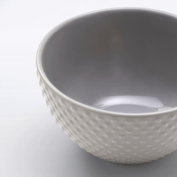 KEJSERLIG bowl mixed colours 10 cm 3 pack