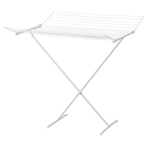 KILIMANKA drying rack white 91 cm 54 cm 85 cm