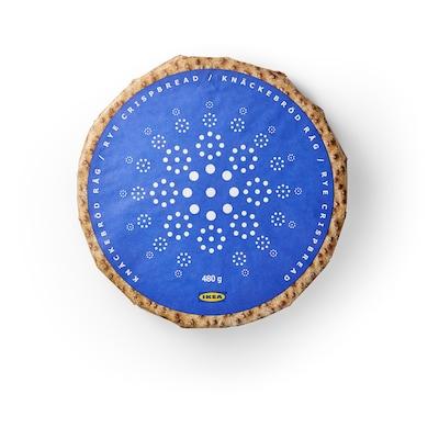 KNÄCKEBRÖD RÅG خبز النخالة المقرمش.