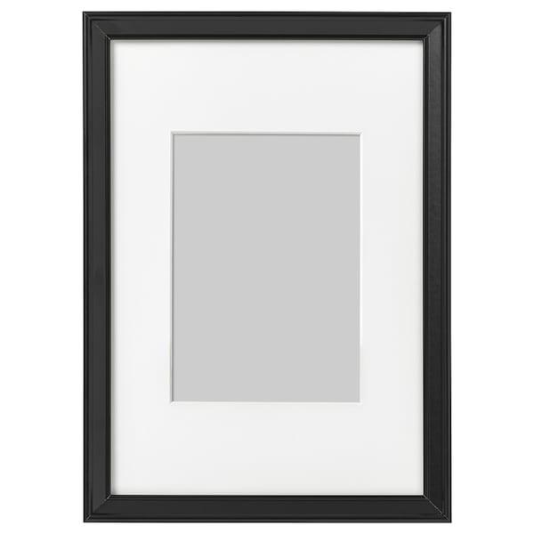 KNOPPÄNG Frame, black, 21x30 cm