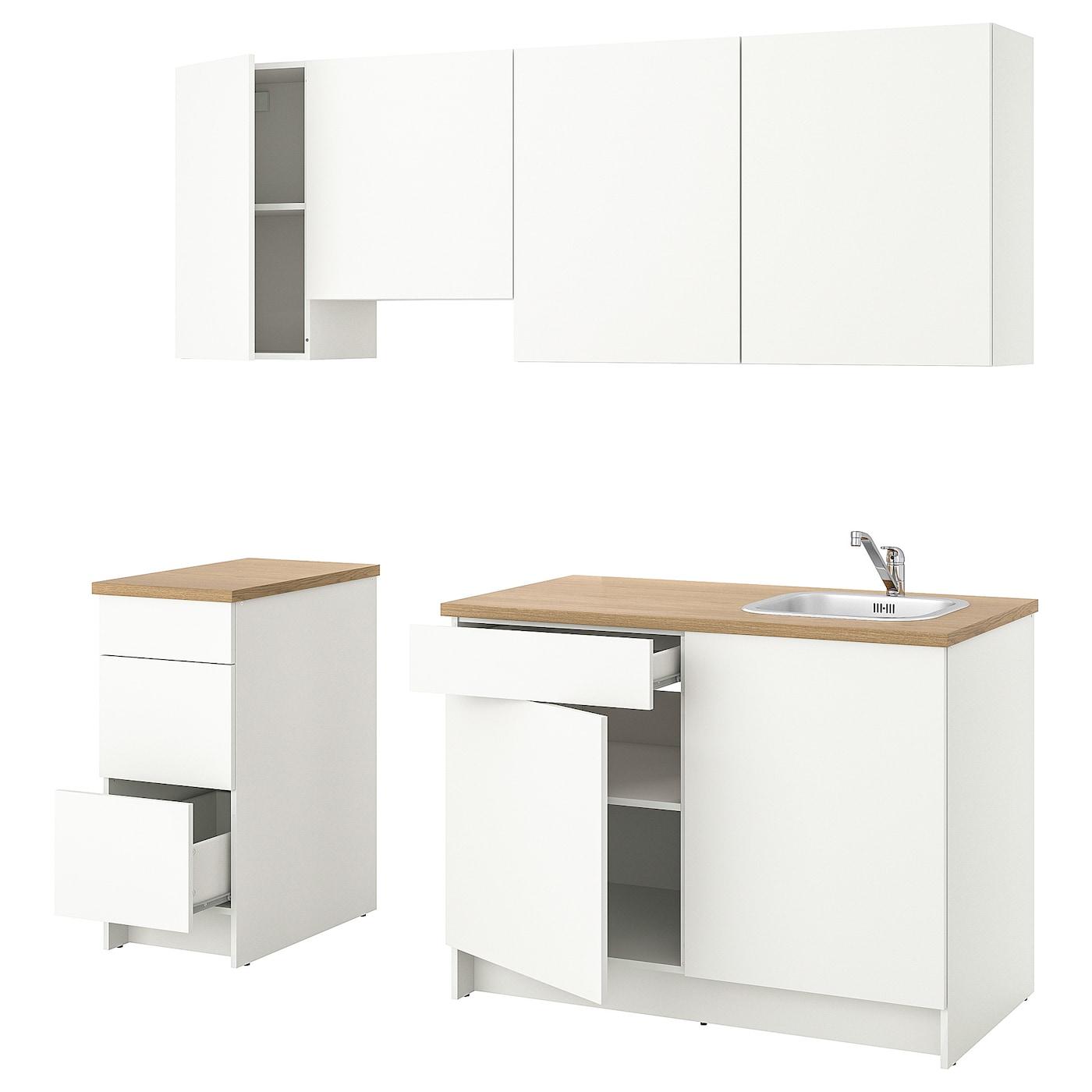 knoxhult kitchen - white - ikea