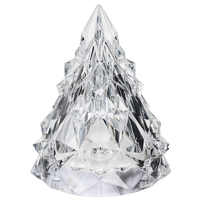 KÖLDKNÄPP LED decoration lighting, battery-operated, 16 cm