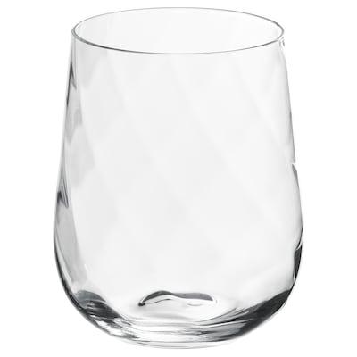 KONUNGSLIG كأس, زجاج شفاف, 35 سل