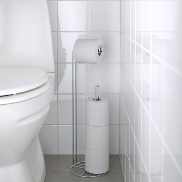 KROKFJORDEN حامل مناديل حمام, طلاء زنك