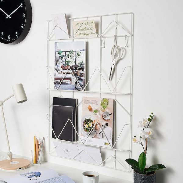 KVICKSUND Memo board, white, 58x86 cm