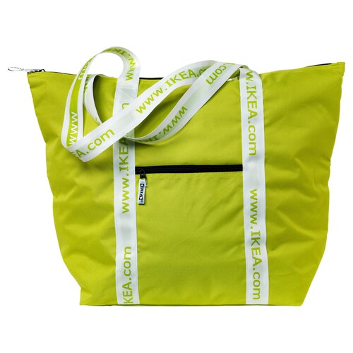 KYLVÄSKA cool bag green 52 cm 20 cm 40 cm
