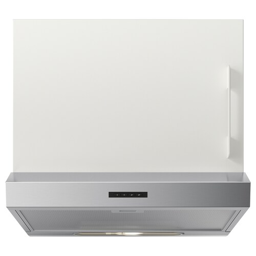 LAGAN wall mounted extractor hood stainless steel
