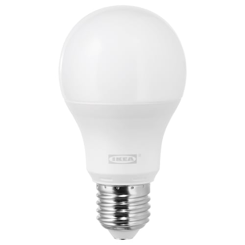 LEDARE LED bulb E27 1000 lumen warm dimming/globe opal white 1000 lm