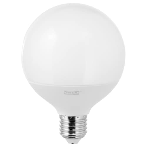 LEDARE LED bulb E27 1000 lumen warm dimming/globe opal white 2700 K 1000 lm 95 mm 11 W