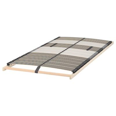 LEIRSUND Slatted bed base, 80x200 cm