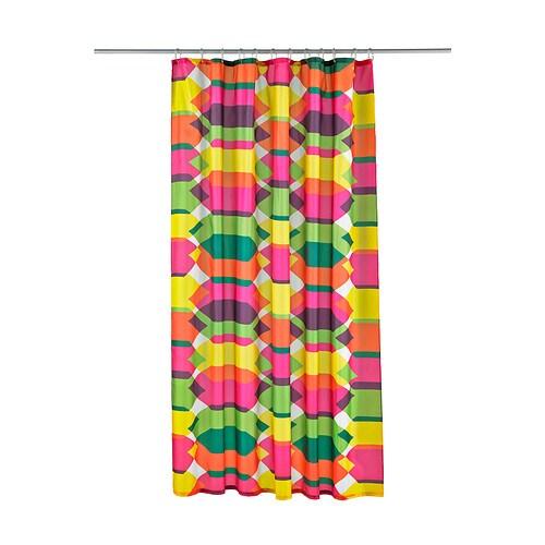 LILLSK R Shower Curtain IKEA