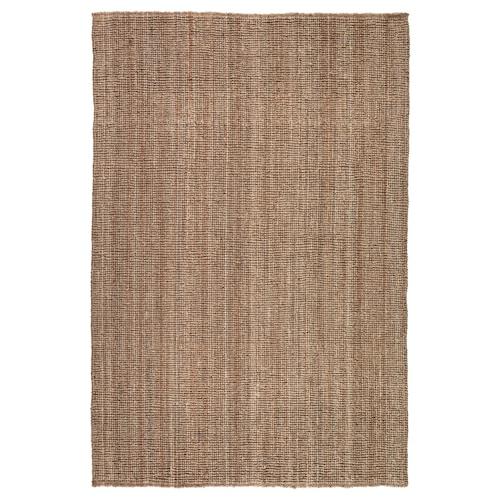 LOHALS rug, flatwoven natural 230 cm 160 cm 13 mm 3.68 m² 3200 g/m²