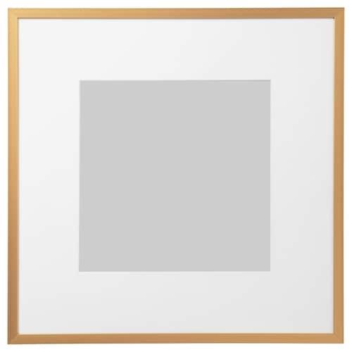 LOMVIKEN frame gold-colour 32 cm 32 cm 20 cm 20 cm 19 cm 19 cm 32.5 cm 32.5 cm