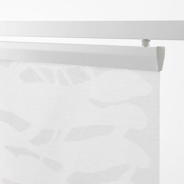 MAGNILLA Panel curtain, white/white, 60x300 cm