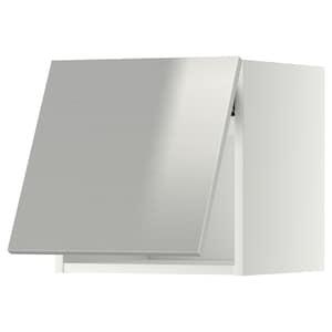 Front: Grevsta stainless steel.