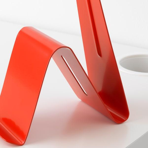 MÖJLIGHET Headset/tablet stand, red