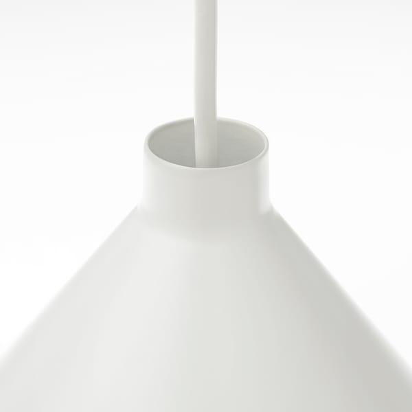 NÄVLINGE Pendant lamp, white, 33 cm