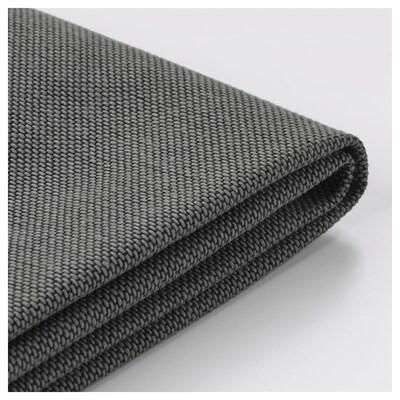 NORSBORG Cover for armrest, Finnsta dark grey