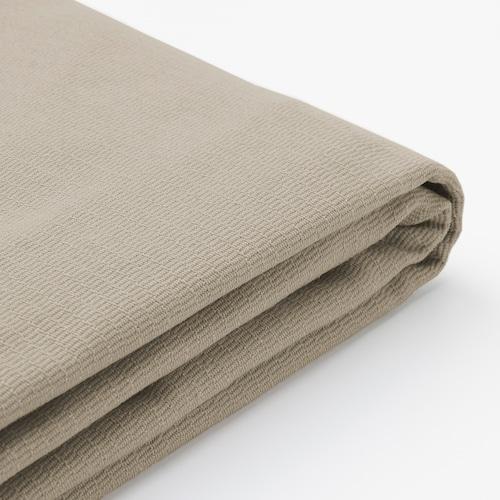 NORSBORG cover for u-shaped sofa, 6-seat Edum beige