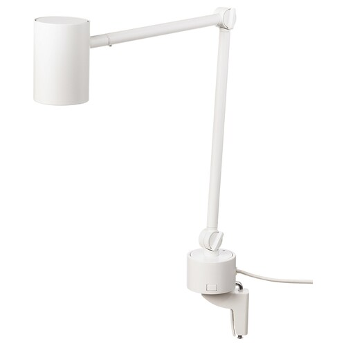 NYMÅNE work/wall lamp white 8.5 W 400 lm 7 cm 62 cm 7 cm 2.0 m