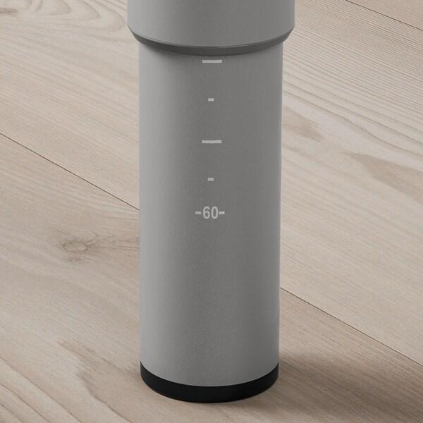 OLOV leg, adjustable silver-colour 60 cm 90 cm 13 kg