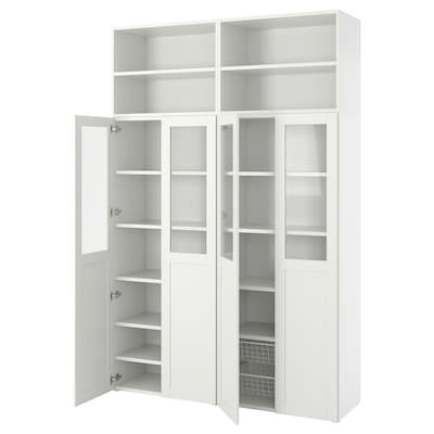 PLATSA Storage combination, 160x42x241 cm
