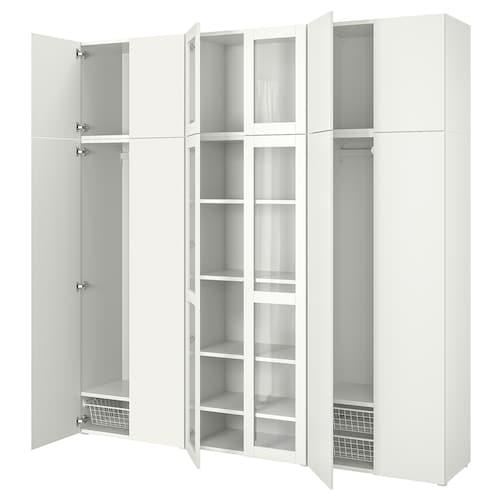 PLATSA storage combination 240 cm 42 cm 241 cm