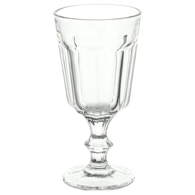 POKAL Glass, clear glass, 20 cl