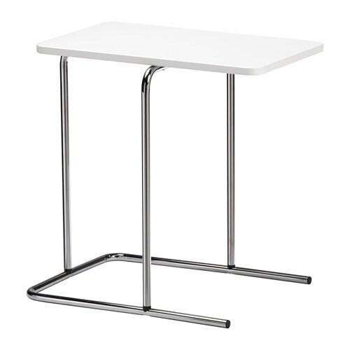 Rian side table ikea - Table a roulette ikea ...