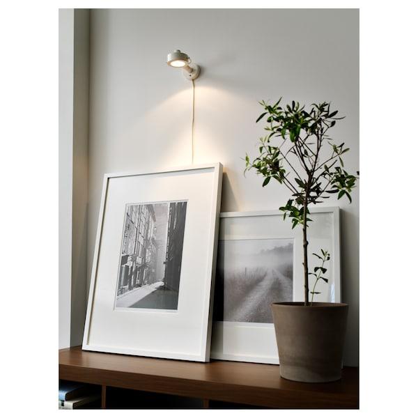 RIBBA Frame, white, 50x70 cm