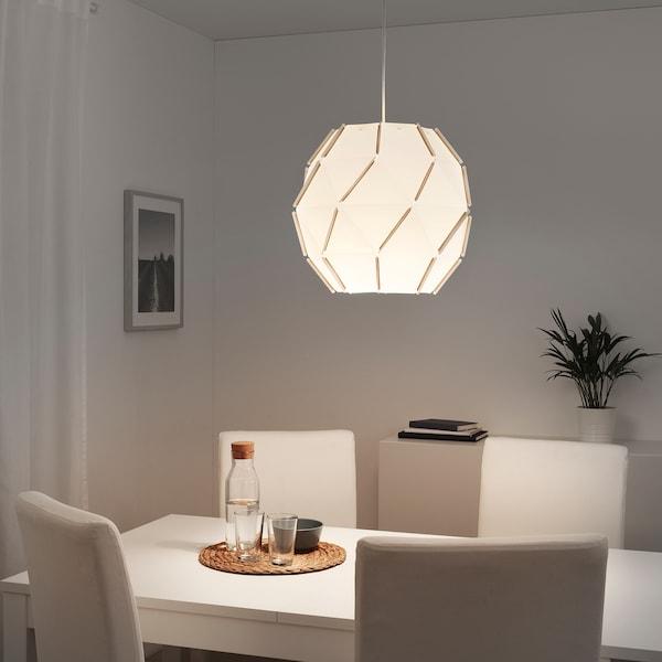 SJÖPENNA Pendant lamp, round, 44 cm