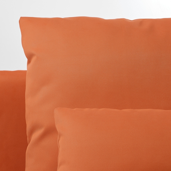 SÖDERHAMN Cover for 1-seat section, Samsta orange