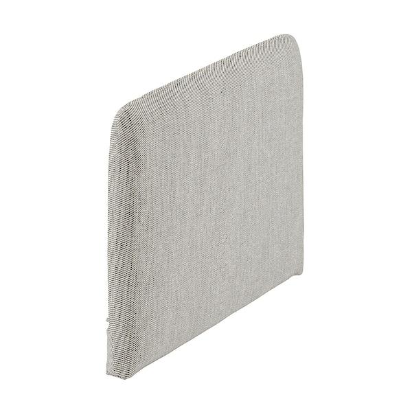 SÖDERHAMN Cover for armrest, Viarp beige/brown