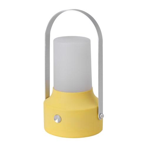 Solvinden Led Solar Powered Lantern Ikea