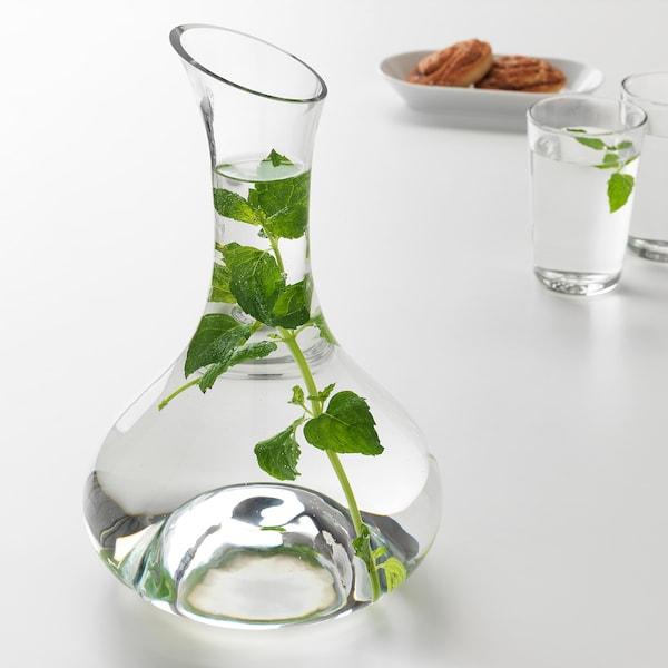 STORSINT carafe clear glass 1.7 l