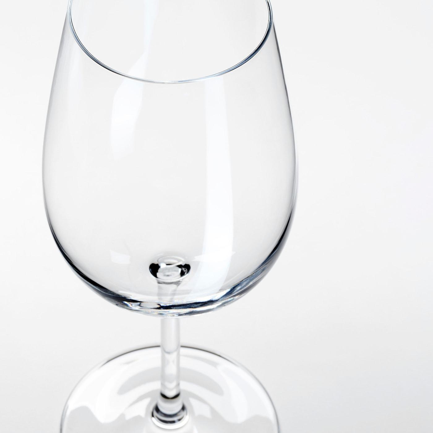 STORSINT Glass, clear glass, 49 cl