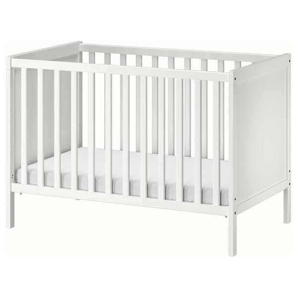 SUNDVIK 3-piece baby furniture set, white