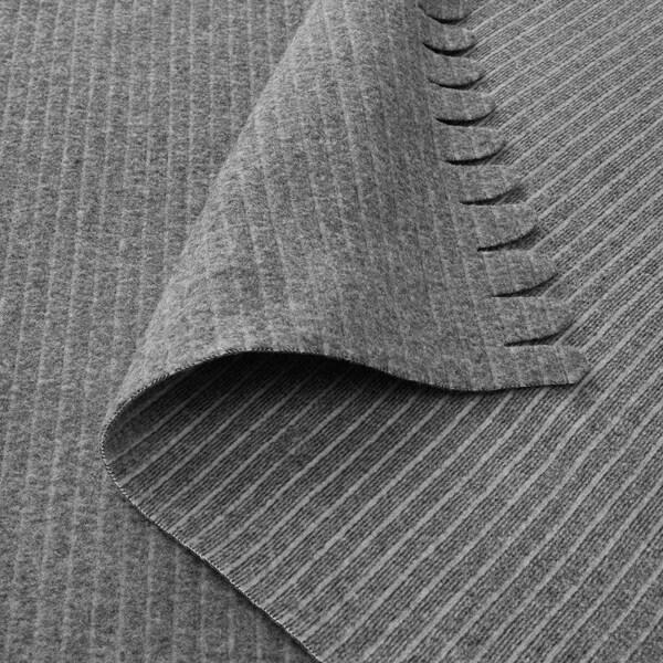TJÄRBLOMSTER bedspread grey 210 cm 150 cm