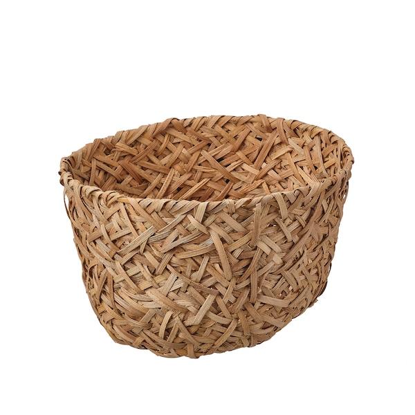 TJILLEVIPS basket rattan 25 cm 35 cm 20 cm