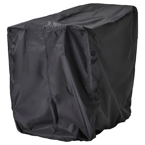 TOSTERÖ cover for furniture set black 100 cm 70 cm 90 cm