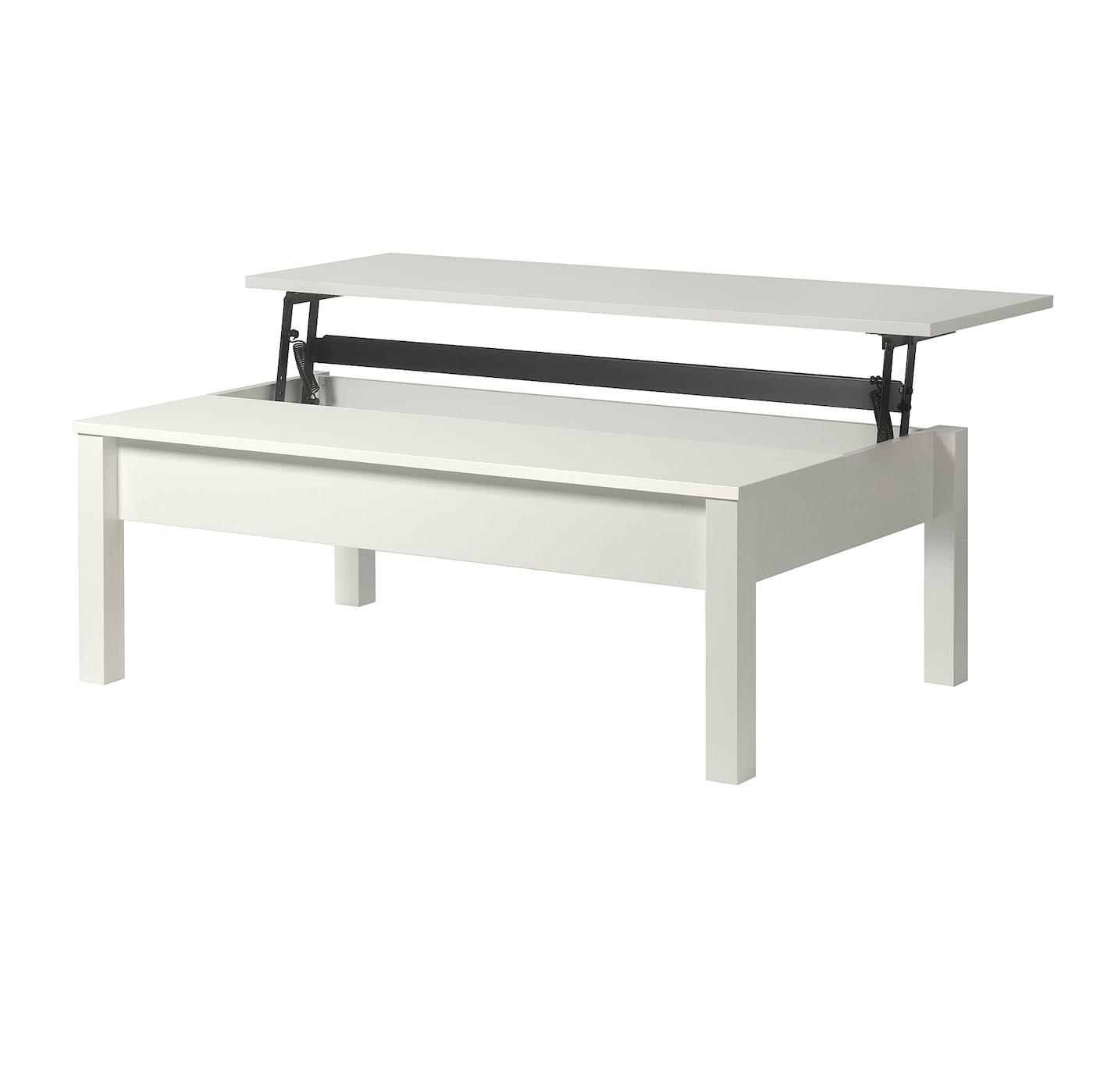Trulstorp Coffee Table White 115x70 Cm Ikea [ 1399 x 1400 Pixel ]